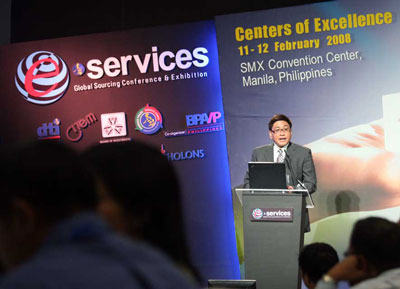 Manila eServices Outsourcing Conference 2008